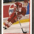TEAM CANADA CHRIS SNELL ROOKIE CARD RC 1990 UPPER DECK #468