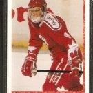 TEAM CANADA KARL DYKHUIS ROOKIE CARD RC 1990 UPPER DECK #471