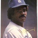 LOS ANGELES DODGERS EDDIE MURRAY 1991 PINUP PHOTO