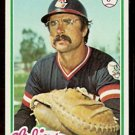 CLEVELAND INDIANS FRED KENDALL 1978 TOPPS # 426 VG