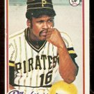 PITTSBURGH PIRATES AL OLIVER 1978 TOPPS # 430 VG