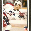 ERICH WEINRICH TEAM USA 1991 UPPER DECK # 509