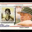 PITTSBURGH PIRATES CHUCK TANNER 1978 TOPPS # 494 VG+/EX