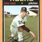 DETROIT TIGERS BOB REED 1971 TOPPS # 732 good