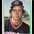 CLEVELAND INDIANS FRANK DUFFY 1978 TOPPS # 511 EM/NM