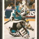 SAN JOSE SHARKS JARMO MYLLYS 1991 UPPER DECK # 537