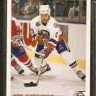 NEW YORK ISLANDERS DAVE McLLWAIN 1991 UPPER DECK # 527