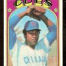 CHICAGO CUBS JUAN PIZARRO 1972 TOPPS # 18 VG