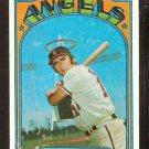 CALIFORNIA ANGELS BILLY COWAN 1972 TOPPS # 19 good