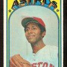 HOUSTON ASTROS DON WILSON 1972 TOPPS # 20 VG