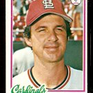 ST LOUIS CARDINALS DAVE RADER 1978 TOPPS # 563 EX/NM