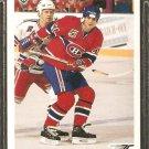 MONTREAL CANADIENS SYLVAIN TURGEON 1991 UPPER DECK # 579