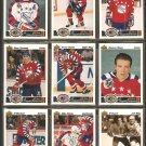 CHICAGO BLACK BLACKHAWKS AL SECORD NHL HEROS 1991 UPPER DECK  635