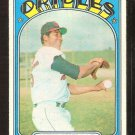 BALTIMORE ORIOLES MIKE CUELLAR 1972 TOPPS # 70 G/VG