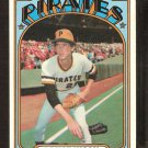 PITTSBURGH PIRATES BRUCE KISON ROOKIE CARD RC 1972 TOPPS # 72 EX/EM
