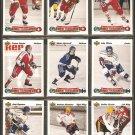 TEAM SWITZERLAND MICHAEL BLAHA ROOKIE CARD RC 1991 UPPER DECK  # 669