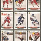 TEAM FINLAND SAMI KAPANEN ROOKIE CARD RC 1991 UPPER DECK  # 674