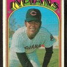 CLEVELAND INDIANS ED FARMER 1972 TOPPS # 116 VG