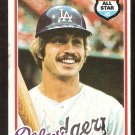 LOS ANGELES DODGERS RON CEY 1978 TOPPS # 630 good