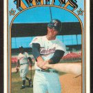 MINNESOTA TWINS JIM NETTLES 1972 TOPPS # 131 EM/NM