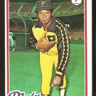 PITTSBURGH PIRATES GRANT JACKSON 1978 TOPPS # 661 VG