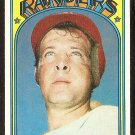 TEXAS RANGERS DICK BILLINGS 1972 TOPPS # 148 EX/EM