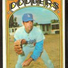 LOS ANGELES DODGERS JIM BREWER 1972 TOPPS # 151 EX