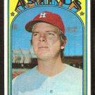 HOUSTON ASTROS LARRY DIERKER 1972 TOPPS # 155 VG/EX