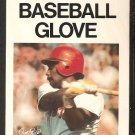 BOSTON RED SOX JIM RICE WILSON GLOVE TAG