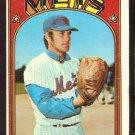 NEW YORK METS TUG McGRAW 1972 TOPPS # 163 good