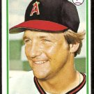 CALIFORNIA ANGELS KEN BRETT 1978 TOPPS # 682
