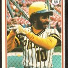 PITTSBURGH PIRATES FRANK TAVERAS 1978 TOPPS # 685 EM