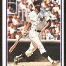 NEW YORK YANKEES MICKEY RIVERS 1978 TOPPS # 690 EM