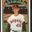 CALIFORNIA ANGELS MEL QUEEN 1972 TOPPS # 196 VG