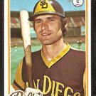 SAN DIEGO PADRES BOB DAVIS 1978 TOPPS # 713 EX