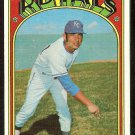 KANSAS CITY ROYALS DICK DRAGO 1972 TOPPS # 205 EX/EM