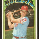 CHICAGO WHITE SOX JAY JOHNSTONE 1972 TOPPS # 233 VG/EX