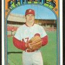 PHILADELPHIA PHILLIES KEN REYNOLDS 1972 TOPPS # 252 EX