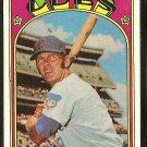 CHICAGO CUBS RANDY HUNDLEY 1972 TOPPS # 258 VG/EX