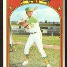 OAKLAND ATHLETICS LARRY BROWN 1972 TOPPS # 279 VG+