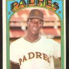 SAN DIEGO PADRES JOHNNY JETER 1972 TOPPS # 288 VG+