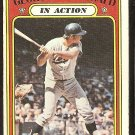 MINNESOTA TWINS GEORGE MITTERWALD IN ACTION 1972 TOPPS # 302 VG
