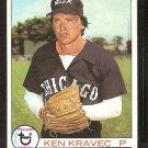 CHICAGO WHITE SOX KEN KRAVEC 1979 TOPPS # 283 EX/NM