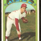 CINCINNATI REDS CLAY CARROLL 1972 TOPPS # 311 good