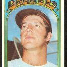 MILWAUKEE BREWERS JOE LAHOUD 1972 TOPPS # 321 EX/NM