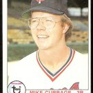 MINNESOTA TWINS MIKE CUBBAGE 1979 TOPPS # 362 NM