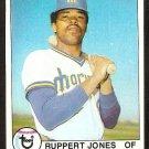 SEATTLE MARINERS RUPPERT JONES 1979 TOPPS # 422 EX/NM