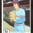 TEXAS RANGERS STEVE COMER 1979 TOPPS # 463 EX/NM