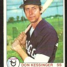 CHICAGO WHITE SOX DON KESSINGER 1979 TOPPS # 467 EX/EM