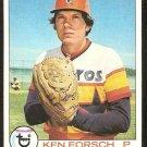 HOUSTON ASTROS KEN FORSCH 1979 TOPPS # 534 EM/NM